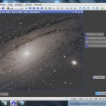 M31 DarkStructureEnhance