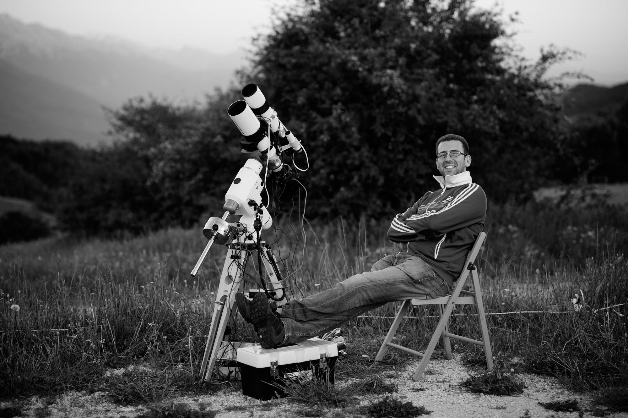 Emanuele Todini,telescopio,astrofotografia,stelle,stelle immagini