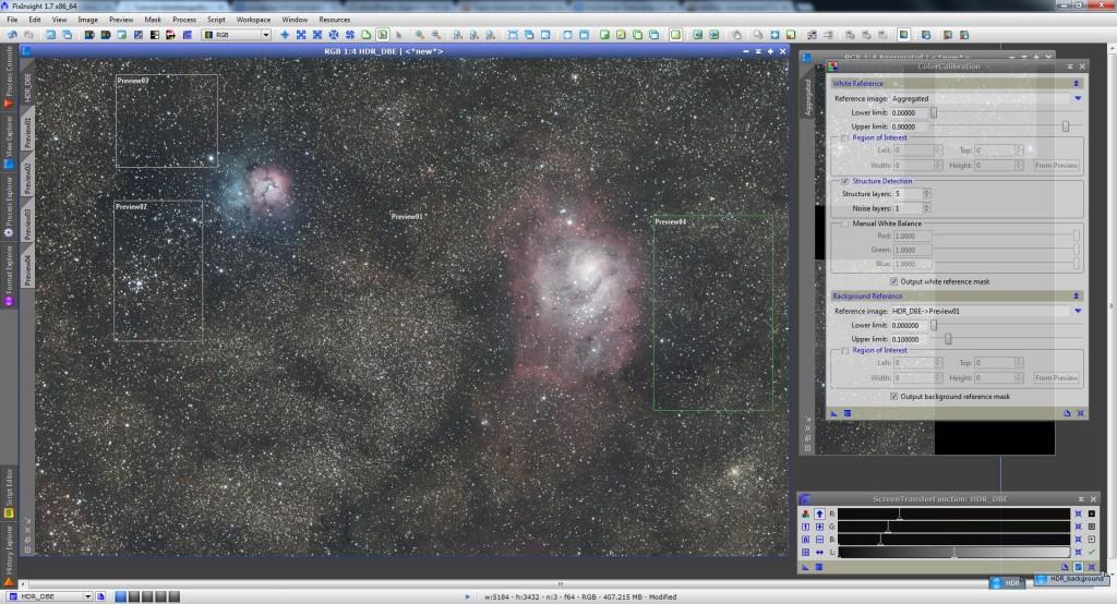 M8M20 ColorCalibration