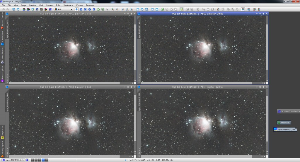 HDRComposition Images
